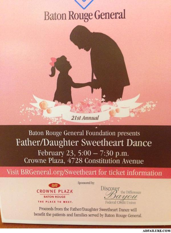- Father-daughter dance in West Virginia