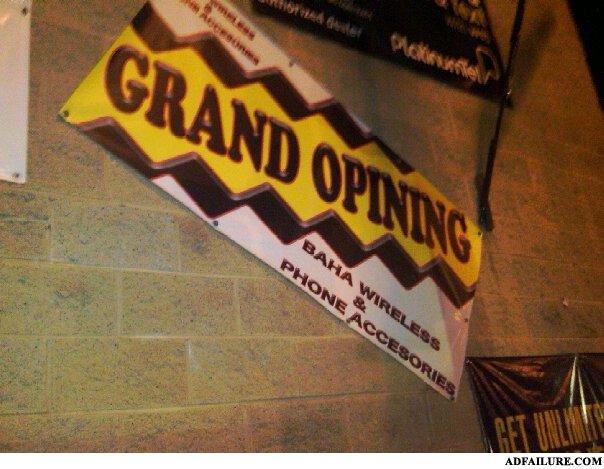 Grandopining