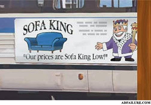 - sofa king awsome!